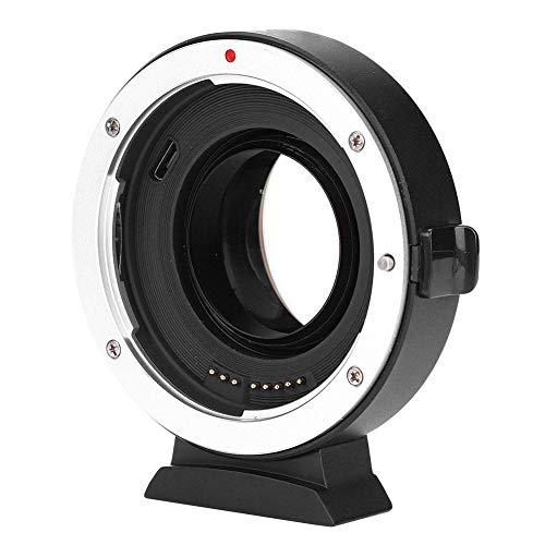 EBTOOLS 0,71X Autofokus (AF) Objektivadapter Für Canon EF/EF-S Objektive mit spiegelloser FUJIFILM Kamera,USB Upgrade Port
