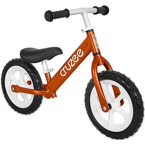 Cruzee Jungen Laufrad, orange, 12