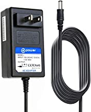 T-Power Ac Dc Adapter Charger Compatible with iHome iPL8 iPL8B iH10 iH19b iD38 ID38SV iD38SVC ID38LVC ID38PVC iH9B6 iAD25B iH4 iH4B UC1400-10 iAD25W iAD10BU Clock Radio Zune ZN9 ZN10 iPod Station Speaker Power Supply Cord