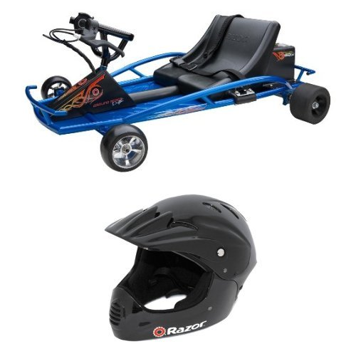 Razor Force Drifter Kart - Battery powered go kart