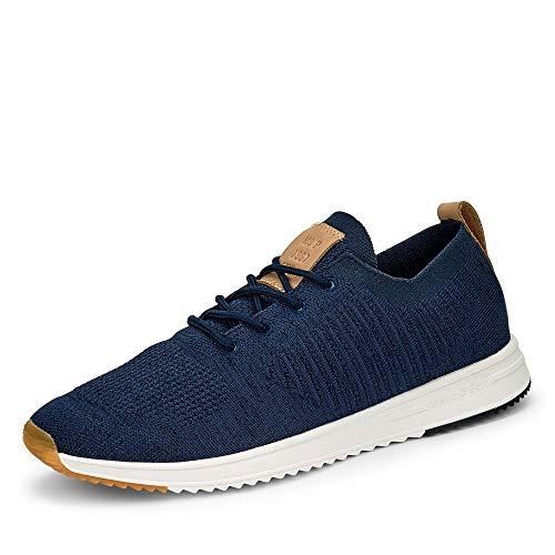 Marc O'Polo Herren 00223713502600 Sneaker, Blau (Navy 890), 43 EU
