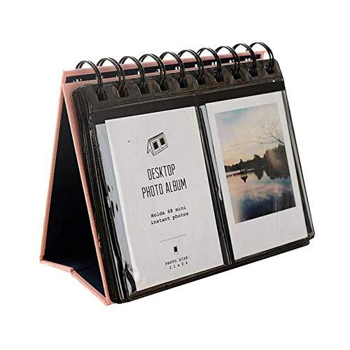 JUNICON - Álbum de fotos de escritorio para Fujifilm Instax Polaroid Mini...