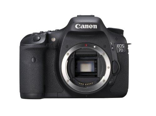 Canon EOS 7D Gehäuse Digitalkamera 18.0 (5184 x 3456) Schwarz schwarz