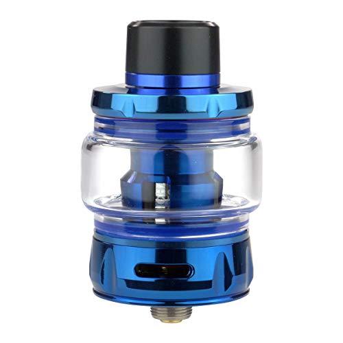 Uwell Nunchaku 2 Tank 5 ml, Durchmesser 29 mm, Riccardo Verdampfer für e-Zigarette, blau
