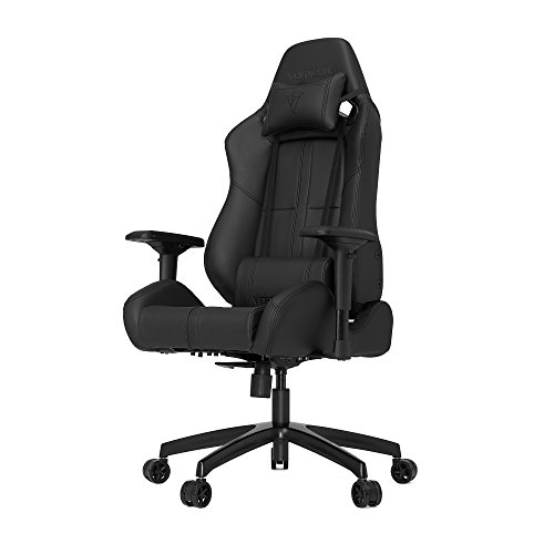Vertagear VG-SL5000_BK S-Line 5000 Gaming Chair, Large, Black/Carbon