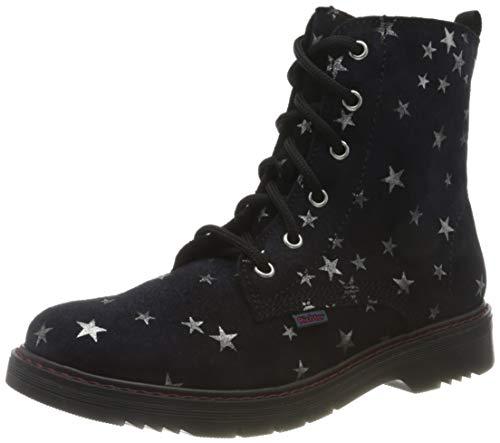 Richter Kinderschuhe Prisma 4672-8121 Halblange Stiefel, 6830blue, 34 EU