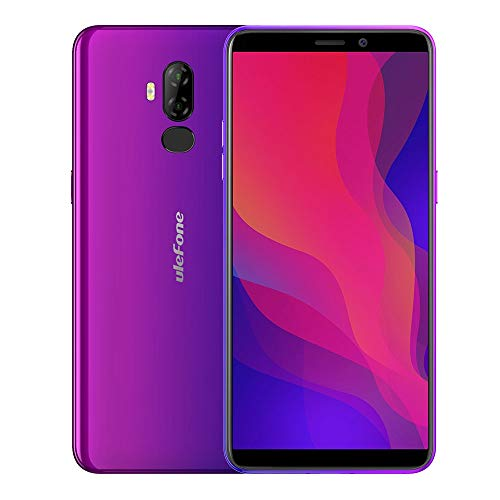 Telefono movil WHAN Power 3L, 2GB + 16GB, cámaras traseras dobles, identificación facial e identificación de huellas dactilares, batería 6350mAh, Android de 6.0 pulgadas 8.1 MTK6739 Quad-core de 64 bi