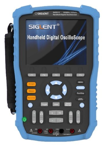 SIGLENT SHS820 - Osciloscopio digital de mano (2...