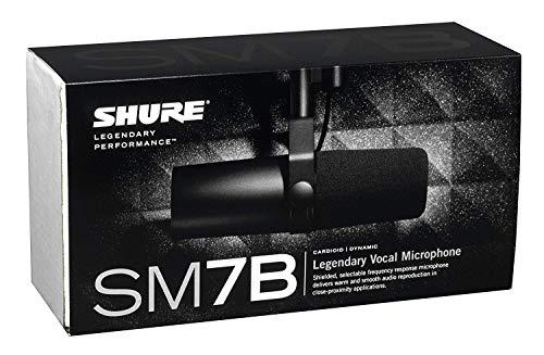 SHURE『ボーカルマイクロホン(SM7B)』