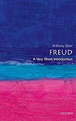 Freud: A Very Short Introduction Book Cover