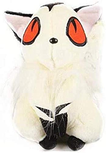 NC56 Juguete de Felpa 23cm muñeco de Peluche Anime Inuyasha Gato de Dos Colas Kirara Juguetes de Peluche encantadores Chico bebé