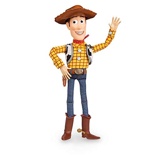 Disney Pixar Woody The Sheriff Talking Action Figure