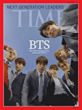 Time BTS Poster for Asia Edition Oct. 2018