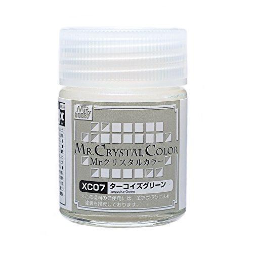 Mr.クリスタルカラー XC07 ターコイズグリーン
