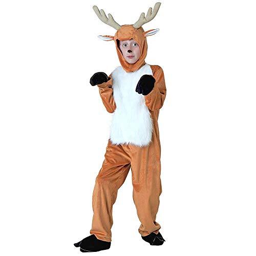 Disfraz De Cos Disfraz De Cervatillo Disfraz De Halloween Disfraz De Fiesta NiñOs Adultos Animal Performance Prop Disfraz
