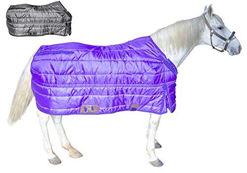 Derby Originals Wind Storm West Coast 420D Water Resistant Winter Horse Stable Blanket 200g Medium Weight