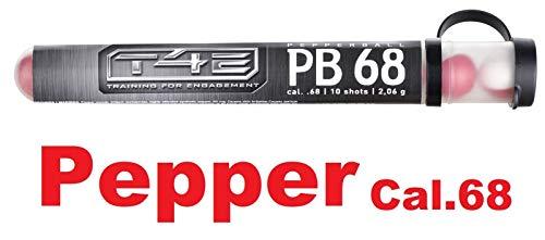 Umarex T4E PB68 Pepperballs Pfeffergeschosse Cal.68