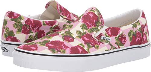 Vans U Classic Slip-ON (Romantic Floral) Multi/White VN0A38F7VKB 5
