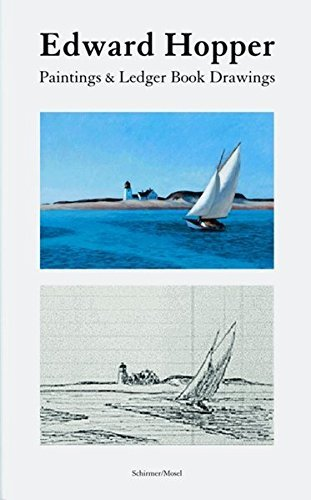 Edward Hopper - Paintings and Ledger Book Drawings: Ausgewählte Gemälde und Notizbucheinträge by Edward Hopper (2012-04-01)
