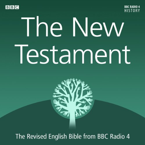 The New Testament: Paul's Letter to the Romans audiobook cover art