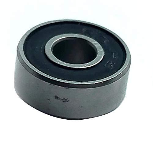 "20pcs R3-2RS 3/16""x 1/2""x 0.196"" R3RS Miniature Ball Radial Ball Bearings"