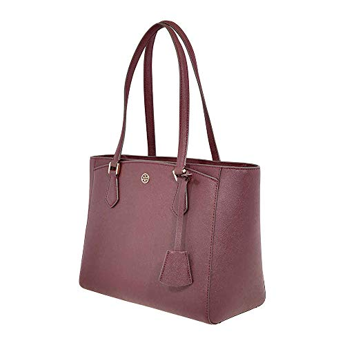 Tory Burch Robinson Small Tote Port One Size