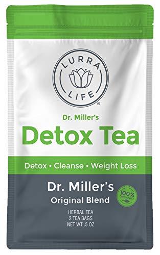 Detox products Lurra Life Dr. Miller's Detox Tea   Original Blend   for