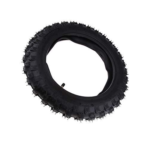 KESOTO 1 Stück Reifen inneres Rohr aufblasbarer Elektrischer Roller-Reifen Reifenschlauchset für Reifengröße 2.50-10