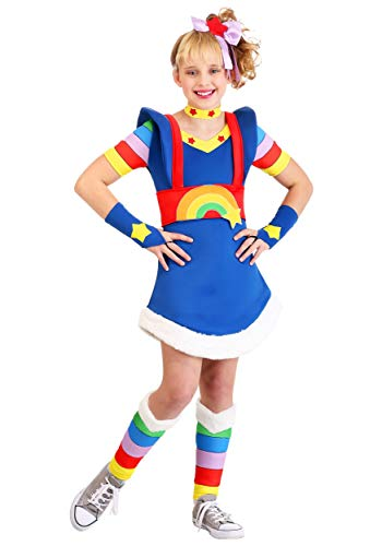 Rainbow Brite Costume for Girl's Small