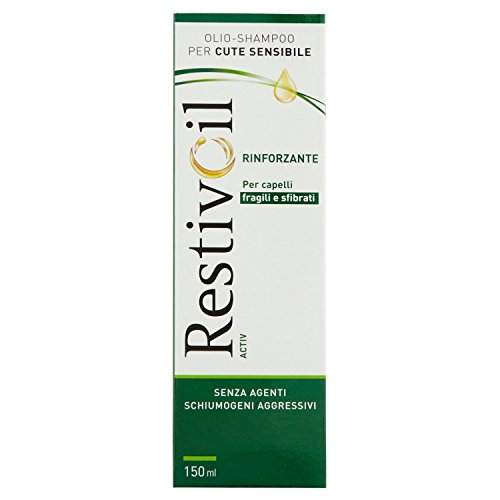 Restivoil Olio-Shampoo Azione Rinforzante - 150 ml.