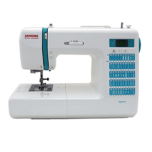 Janome DC2013 Computerized Sewing Machine with Exclusive Bundle