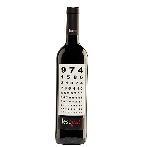 Lesegut Tinto 2015 - (0,75 L Flaschen)