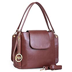 Women Marks Womens Handbag (Brown)
