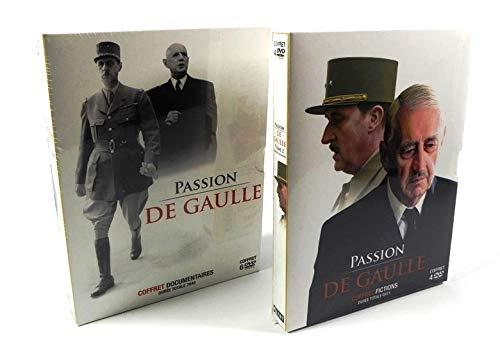 - Lote de 10 DVDs de General de Gaulle: 6 DVD Box...