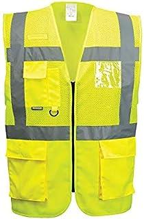 talla XSmall Hi-Vis chaqueta de bombardero Portwest S463 color Amarillo