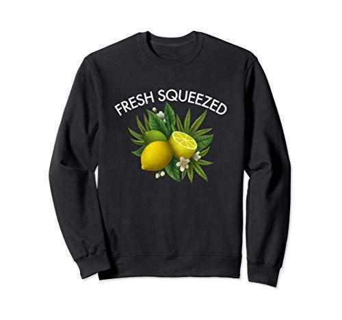 Marihuana Fresh Squeezed Lemon Kush Sudadera