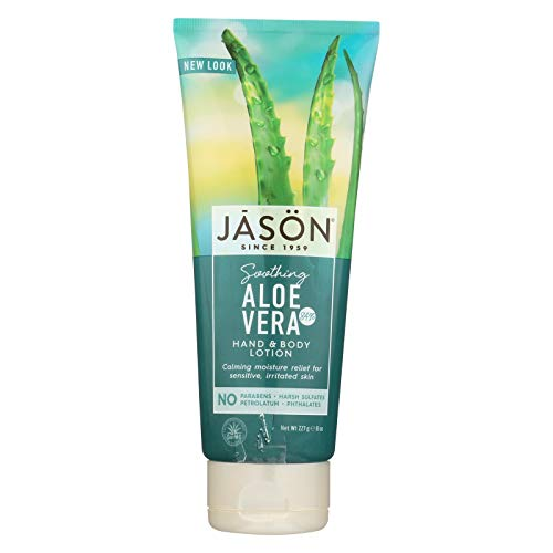 Jason Lotion Hnd Bdy Aloe V 84%
