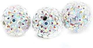 swarovski pave ball beads