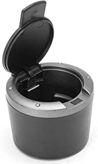 WZHZJ Portable Cigarette Smoking Cup Ashtray Ash Holder Cigarette Holder with Lid for Office/Home/Car