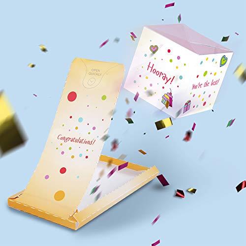 «BOOM» Greeting card - Congratulations card