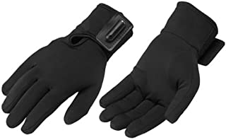 Firstgear Warm and Safe Heated Glove Liners - Large/X-Large/Black
