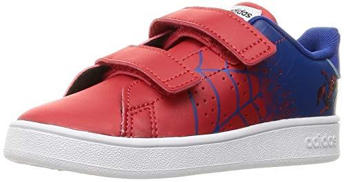 Adidas Advantage I, Zapatos de Tenis Bebé-Niños, Team Royal Blue/Scarlet/FTWR White, 26 EU