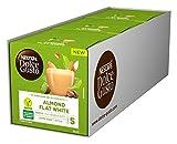NESCAFÉ Dolce Gusto Almond Flat White, 36 Kaffeekapseln (vegan, mit Mandeldrink), 3er Pack (3 x 12...