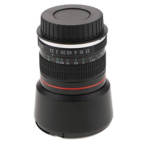 Baoblaze 85 mm f/1.8 groothoeklens handmatig voor Sony Canon 1DX 5D 6D 7D 70D 60Da 60D