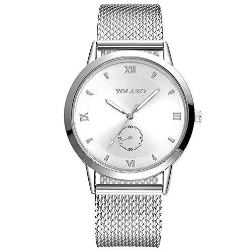 Frauen Beiläufig Quarz Kunststoff Lederband Uhr Analog Armbanduhr YunYoud designeruhren Rosegold damenuhren digital sammleruhren trenduhren analoguhr markenuhren holzräderuhr