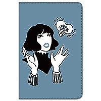 majocco iPad mini 1/2/3 ケース 手帳型 プリント手帳 おもいつきC (mj-028) カード収納 スタンド機能 WN-LC847815