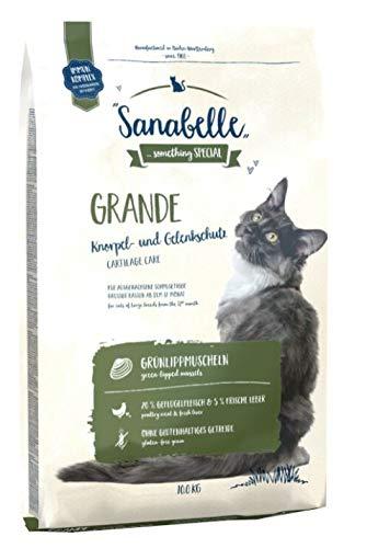 2 x 10 = 20 kg Sanabelle Grande Aliments Pour Chats Chats Adultes Grande Races