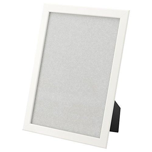 IKEA FISKBO 90300457 フレーム ホワイト 33x24 cm