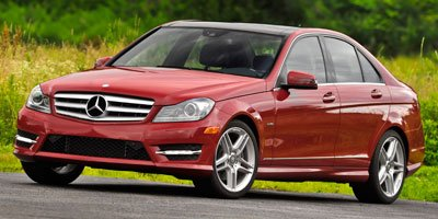 2012 Mercedes Benz C300 C 300 Luxury, 4 Door Sedan 4MATIC ...