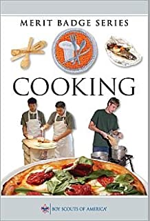 boy scouts of america cooking merit badge